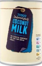 Mléko kokosové Tesco