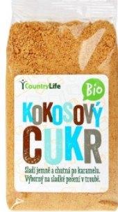 Kokosový cukr bio Country Life