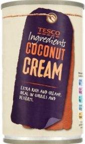 Krém kokosový Tesco
