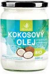 Kokosový olej bio Allnature