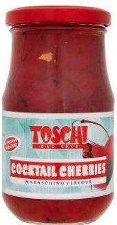 Koktejlové třešně Toschi