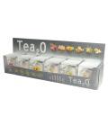 Kolekce ovocno-bylinných čajů  Tea2O Biogena