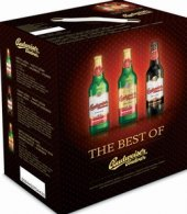 Pivo kolekce The Best Of Budweiser Budvar