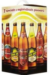 Pivo Mixpack pivních specialit Černá Hora