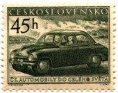 Kolekce poštovních známek