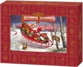 Kolekce vánoční Santa Claus Chocoland