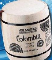 Zrnková káva kolumbijská v soudku Melangerie