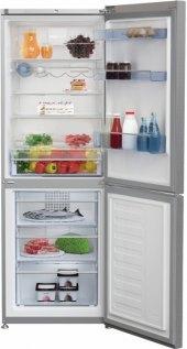 Kombinovaná chladnička Beko CNA 340 EDOX