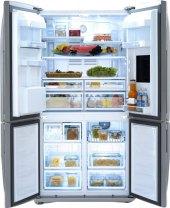 Kombinovaná chladnička Beko GNE 134630 X