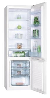 Kombinovaná chladnička Goddess RCC0177GW9