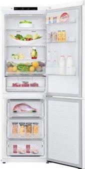 Kombinovaná chladnička LG GBB61SWJZN
