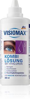 Roztok na kontaktní čočky kombinovaný Visiomax
