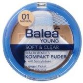 Pudr kompaktní Soft&Clear Balea