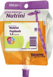 Kompletní tekutá výživa pro děti Nutrini Nutricia