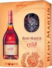 Koňak 1738 Rémy Martin - dárkové balení
