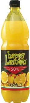 Koncentrát citronový Happy Lemon