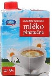 Mléko kondenzované plnotučné 9% Boni