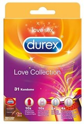 Kondomy Love Collection Durex