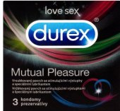 Kondomy Mutual Pleasure Durex