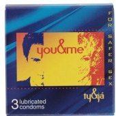 Kondomy You & Me Primeros