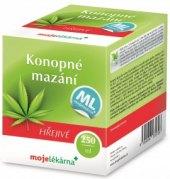 Mazání konopné Moje lékárna