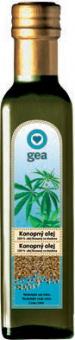 Konopný olej Gea