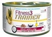 Konzerva pro psy Fitness 3 Trainer