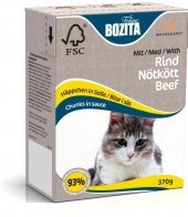 Konzerva pro kočky Bozita