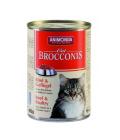 Konzerva pro kočky Brocconis Animonda
