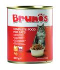 Konzerva pro kočky Brunos