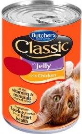 Konzerva pro kočky Butcher's