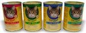 Konzerva pro kočky Cat Menü