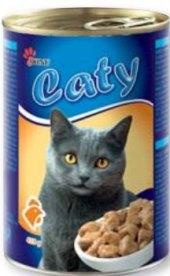 Konzerva pro kočky Caty Akinu