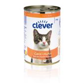 Konzerva pro kočky Clever
