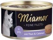 Konzerva pro kočky Miamor