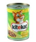 Konzerva pro kočky Kitekat