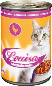 Konzerva pro kočky Louisa