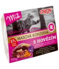 Konzerva pro kočky Mia Chejn