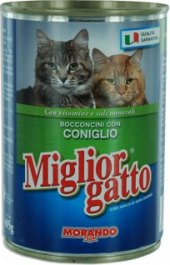 Konzerva pro kočky Migliorgatto