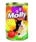 Konzerva pro kočky Molly