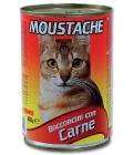 Konzerva pro kočky Moustache