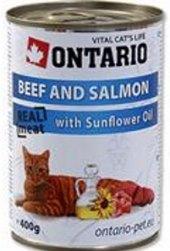 Konzerva pro kočky Ontario