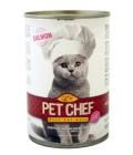 Konzerva pro kočky Pet Chef