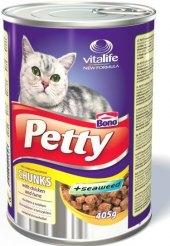 Konzerva pro kočky Petty Bono