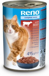 Konzerva pro kočky Reno