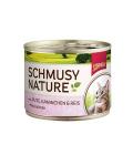 Konzerva pro kočky Nature Schmusy