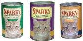 Konzerva pro kočky Sparky