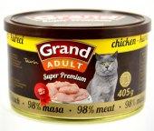 Konzerva pro kočky Superpremium Grand
