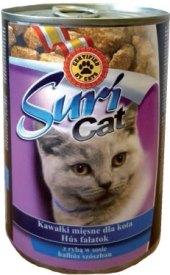 Konzerva pro kočky Suri Cat