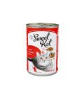 Konzerva pro kočky Sweet Kat